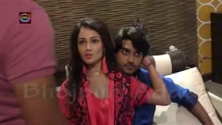 MAKING Bhojpuri Film ''या अली बजरंगबली'' HOT Video Song Shoot पर्दीप पांडे चिंट्रू & मणि भट्टाचार्या