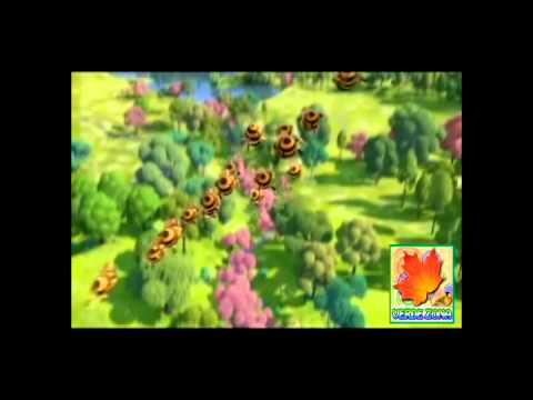 La polinización en Bee Movie