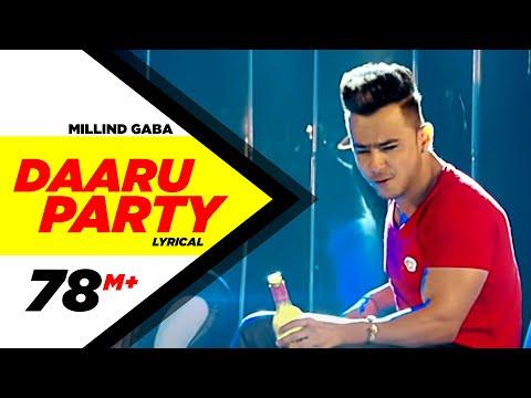 Xxx Mp4 Daaru Party Lyrical Video Millind Gaba Punjabi Lyricai Videos Speed Records 3gp Sex