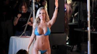 TX2k12 Bikini Contest With Jessica Barton