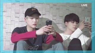 160314 BTS (방탄소년단) - V APP Live