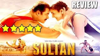SULTAN Movie REVIEW 2016 - 5 Stars | Salman Khan, Anushka Sharma
