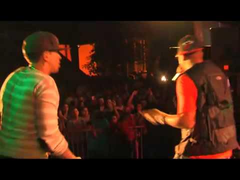 Ñengo Flow Y De La Geezy En Vivo Deuces Remix Live