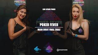 Recap SpadePoker Czech, Poker Fever Series Main Event Final Table