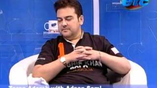 Adnan Sami reveals his controversial life.