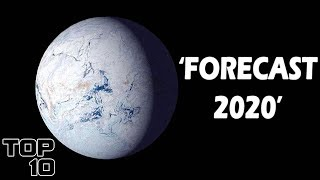 Top 10 Scary Facts About Earth