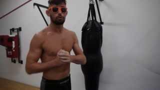 Johnny Jitsu human bag