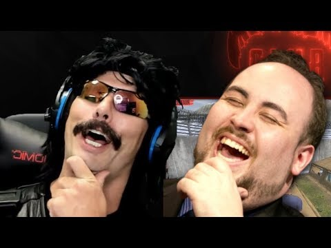 Doc's Funny Rant on LUL Emote and Best Moments on H1Z1!