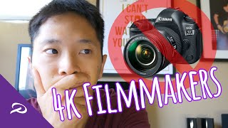 Do NOT buy the Canon 5D Mark IV for 4K Video