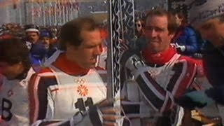 Twin Olympic Skiing Medalists - Phil & Steve Mahre | Sarajevo 1984 Winter Olympics