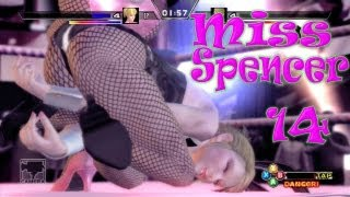 Rumble Roses XX Miss Spencer Ryona Destruction (14 HD)