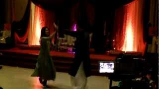 The Evolution of Dance - by Saad and Asma