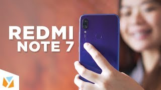 Xiaomi Redmi Note 7 Unboxing, Hands-on