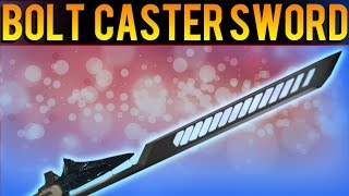 Exotic Sword Bolt-Caster Gameplay! - Destiny The Taken King Exotic Sword
