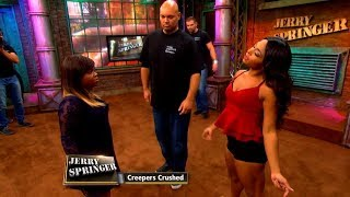Online Creepers Get Crushed! (The Jerry Springer Show)