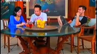 Akting Selvi Kitty di acara Raden Ayu Global TV Part2
