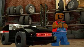 Ready to race? Sonic the Hedgehog, Michael Knight and KITT come together in LEGO Dimensions!