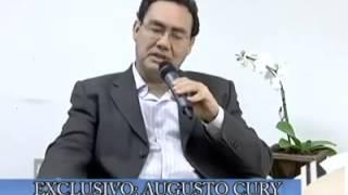 EX-ateu Augusto Cury, fala como virou Cristão!