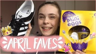 Chatty April Favourites!