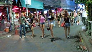 Pattaya Walking Street Night Out - May 2015 - VLOG 6