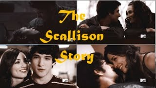 The Scallison Story (Scott and Allison from Teen Wolf)
