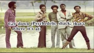 The Temptations - Psychedelic Shack (with lyrics)