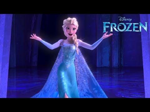 Xxx Mp4 FROZEN Let It Go From Disney S FROZEN Performed By Idina Menzel Official Disney UK 3gp Sex
