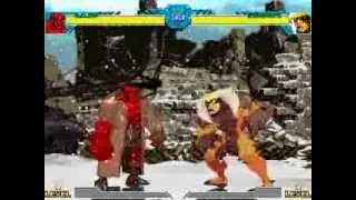 Dark Horse vs Marvel - Hellboy vs Sabretooth