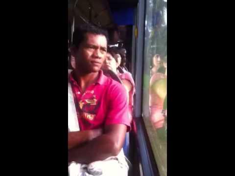 Peraba Gatal Suka Meraba Wanita Dalam Bus