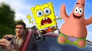 Spongebob In Real Life Episode 4 - THE MOVIE (part  1/3)