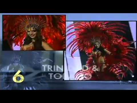 Miss Universe 2011 National Costume Top 10