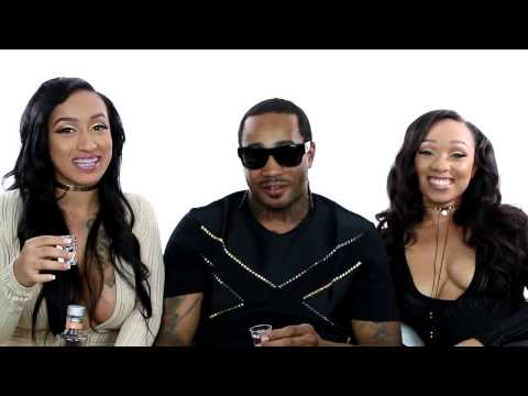 Bubblez Cold and Mike Eazy B Eazy Taste Tests Diddy Ciroc Mango and Gives Honest Review