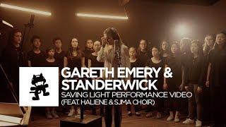 Gareth Emery & Standerwick - Saving Light Performance Video (feat. HALIENE & SJMA Choir)