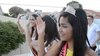 Carreata - Mini Miss Quixadá 2016
