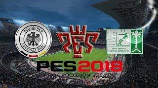 Germany vs Saudi Arabia International Friendly match HD  Pes 2018