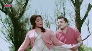 Meena Kumari And Pradeep Kumar's Romantic Chemistry l Bheegi Raat Romantic Scene l Scene 8/25