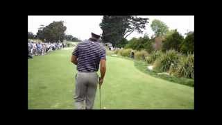Tiger Woods Stinger/Pure Iron Shots Compilation (Orgasmic Sounds) (HD)
