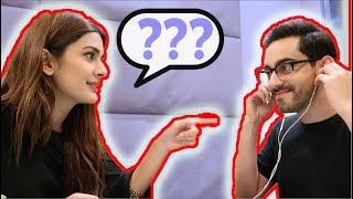 VLOG #32 - WHISPER CHALLENGE W. KUBRA KHAN