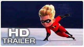 Incredibles 2 Movie Clip Dash