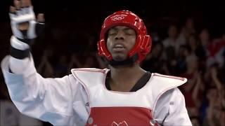 Lutalo Muhammad on the World Taekwondo Grand Prix 2017 London