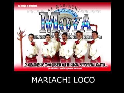 DISCO 01 COMPLETO EL PESCUEZO DEL POLLO MARIACHI MOYA