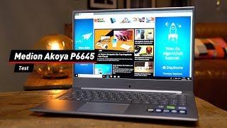 Medion Akoya P6645: Aldi-Notebook im Test