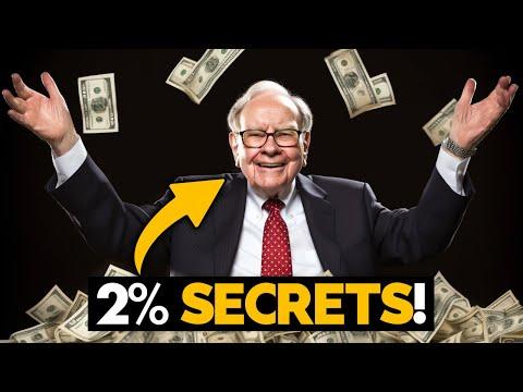 Warren Buffett's Top 10 Rules For