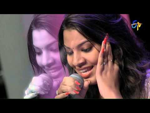 Aunty Kutura Song - Mano,Geetha Madhuri Performance in ETV Swarabhishekam - 27th Dec 2015