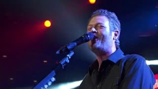 Blake Shelton – Friends (Live on the Honda Stage at the iHeartRadio Theater LA)