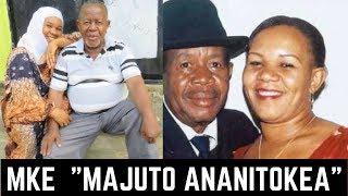 """Mzimu wa Mzee Majuto Wamtesa Mkewe """"Alijua Atafukuzwa"""""""