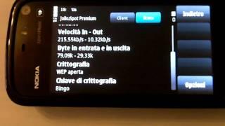 Usare Nokia 5800 come hotspot wifi (WiFi Tethering) con Joiku Hotspot