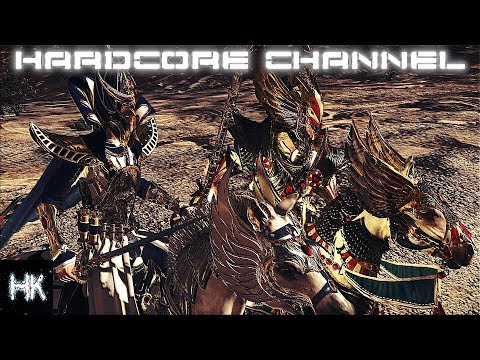 Xxx Mp4 Total War Warhammer 2 Империи Смертных прохождение Hardcore Высшие эльфы 18 Мировое господство 3gp Sex