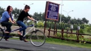 making of Kolkata Mizo Students' Music Video