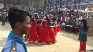 victory day dance in sonagazi high school
